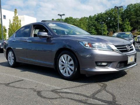 Used HONDA ACCORD EX-L LOCAL TRADE 1 OWNER!!