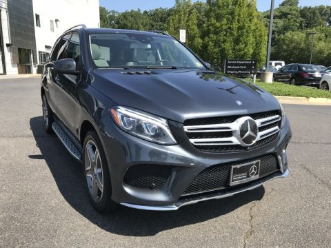 Certified Used Mercedes-Benz GLE GLE 400