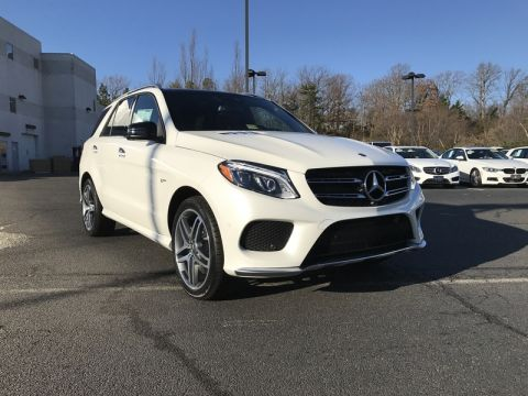 New Mercedes-Benz GLE GLE 43 AMG® SUV