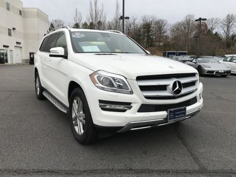 Certified Used Mercedes-Benz GL GL 350