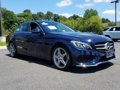 Certified Used Mercedes-Benz C-Class C 300 Sport