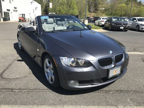 Used BMW 3 SERIES 328I CONVERTIBLE AUTO TRANS