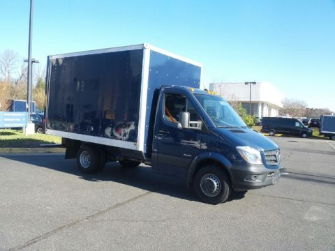New Mercedes-Benz Sprinter 3500 Chassis Cab