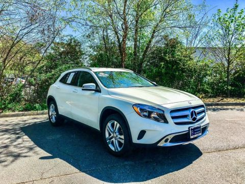 Certified Used Mercedes-Benz GLA 250