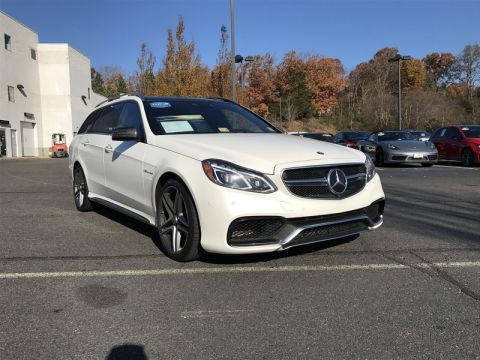 Certified Used Mercedes-Benz E-Class E 63 S AMG® Wagon