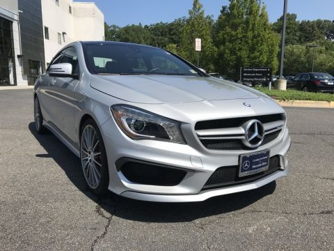 Certified Used Mercedes-Benz CLA AMG® CLA 45 Coupe
