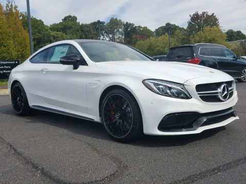 New Mercedes-Benz C-Class C 63 S AMG® Coupe