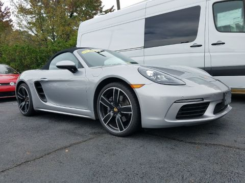 Used PORSCHE BOXSTER 718 BOXSTER CONVERTIBLE WITH 20'S