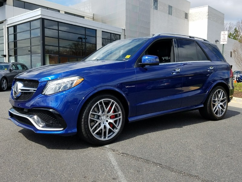 New Mercedes Benz Gle Gle S Amg Suv Suv In Midlothian