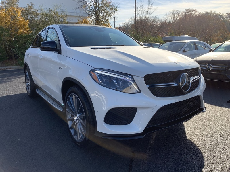 New 2019 Mercedes Benz Gle Amg Gle 43 Coupe Coupe In Midlothian