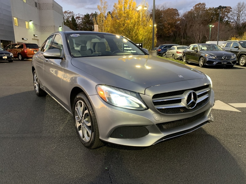 Certified Pre-Owned 2015 Mercedes-Benz C-Class C 300