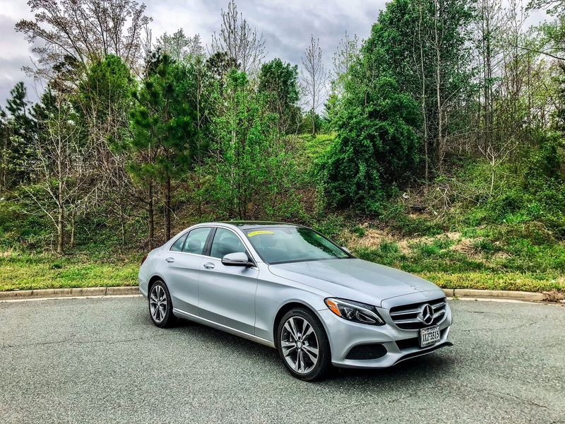 Certified pre owned 2016 mercedes benz c class c 300 sedan for Mercedes benz midlothian service