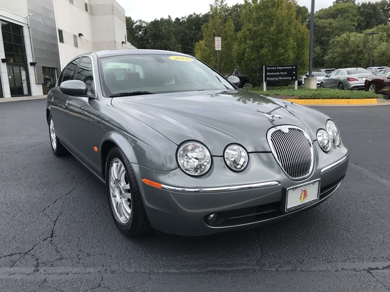 Pre Owned 2005 JAGUAR S TYPE S TYPE 3.0 PREMIUM ROOF LIKE NEW
