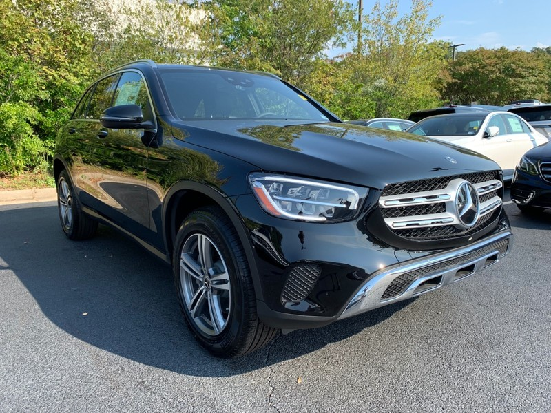 New 2020 Mercedes Benz Glc 300 Suv