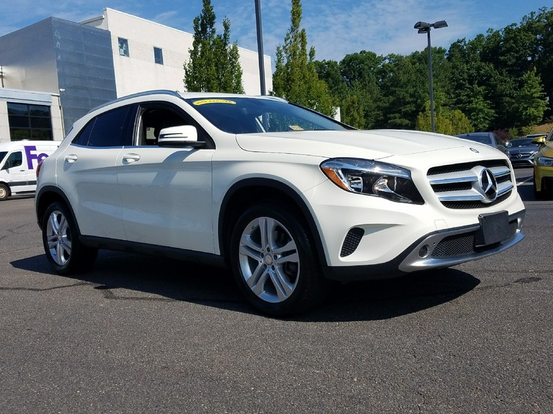 Certified pre owned 2015 mercedes benz gla 250 suv in for Mercedes benz midlothian