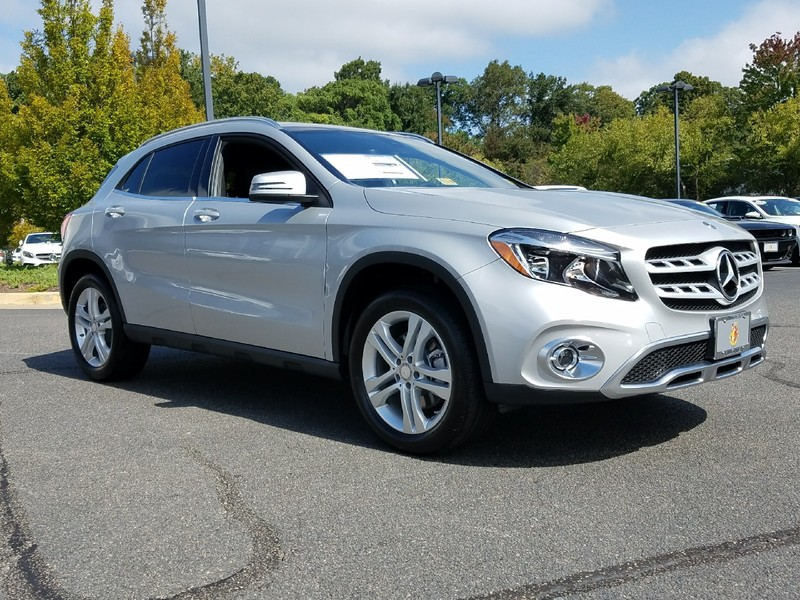 New 2018 mercedes benz gla gla 250 suv in midlothian for Mercedes benz midlothian service