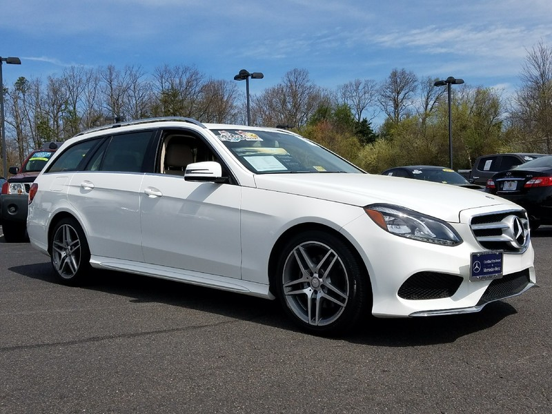 Certified pre owned 2015 mercedes benz e class e 350 sport for Mercedes benz midlothian service