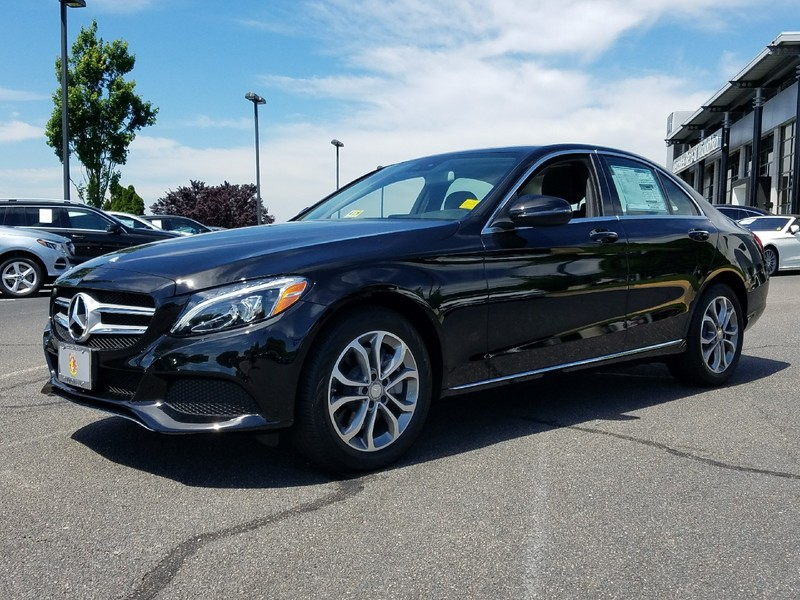 New 2017 MercedesBenz CCLASS C 300 4MATIC 4MATIC Sedan in