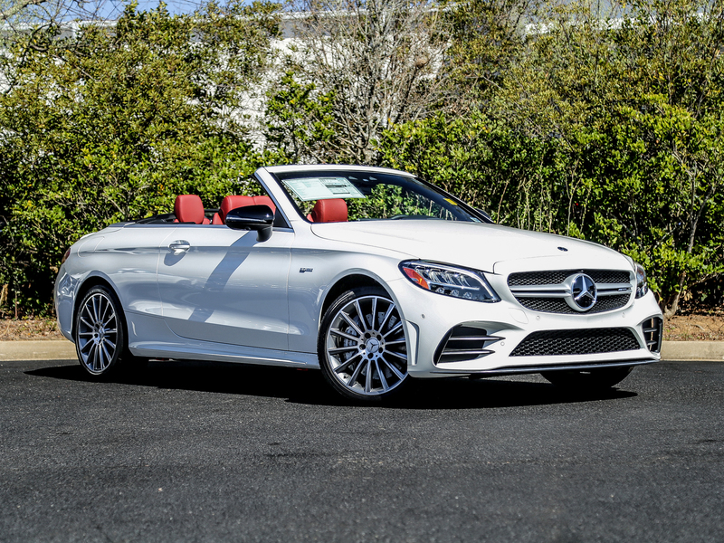 Mercedes Benz 4Matic >> New 2019 Mercedes Benz C Class Amg C 43 4matic Cabriolet 4matic