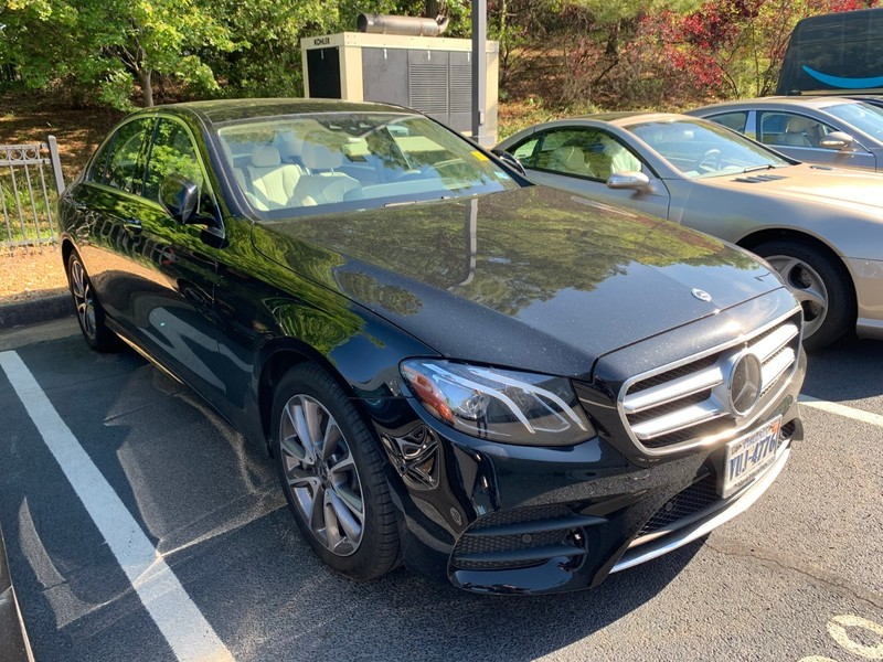 certified pre owned 2020 mercedes benz e class e 450 awd 4matic mercedes benz of midlothian