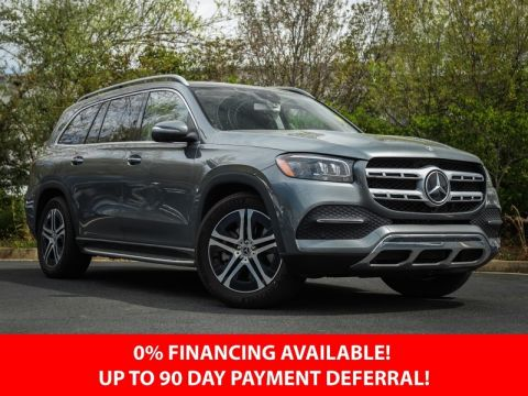 New 2020 Mercedes-Benz GLS GLS 450 AWD 4MATIC®