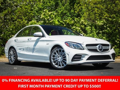 2020 Mercedes-Benz C-Class AMG® C 43 Sedan