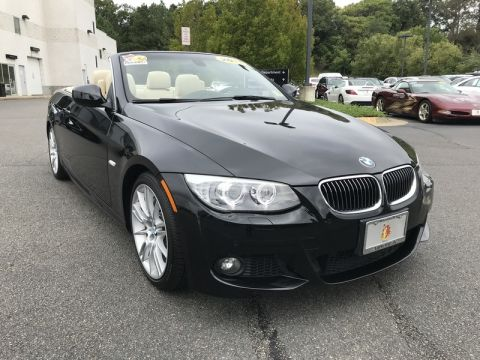 Pre-Owned 2013 BMW 3 SERIES 335ICV TOP DOWN FUN!!