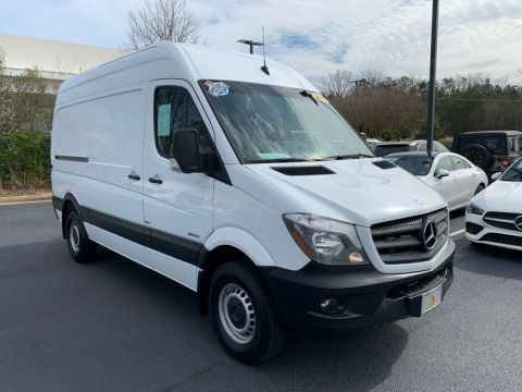 Pre-Owned 2015 Mercedes-Benz Sprinter 2500 Cargo Van