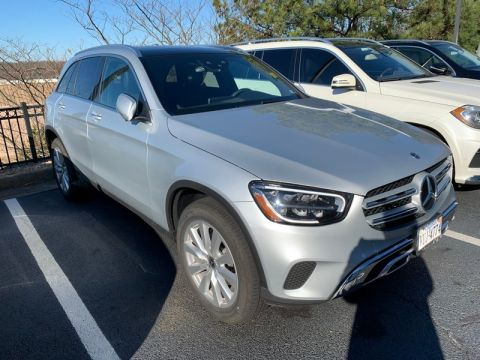 Certified Pre-Owned 2020 Mercedes-Benz GLC GLC 300