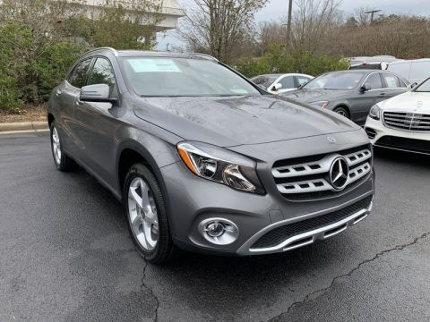 New 2019 Mercedes-Benz GLA GLA 250 4MATIC® SUV