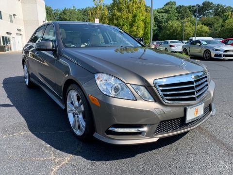 Pre-Owned 2013 Mercedes-Benz E-Class E 350 Sport