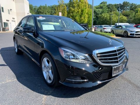 Certified Pre-Owned 2016 Mercedes-Benz E-Class E 250