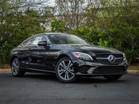 New 2020 Mercedes-Benz C-CLASS C 300 4MATIC® COUPE