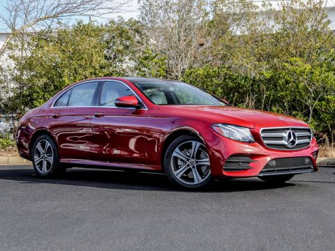 New 2019 Mercedes Benz E Cl 300 Sport