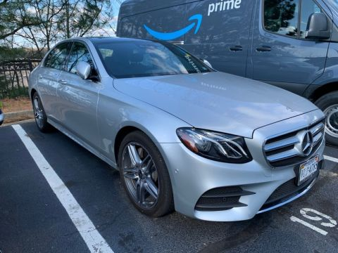 Certified Pre-Owned 2020 Mercedes-Benz E-Class E 350 AWD 4MATIC®